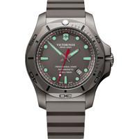 dce28ec7eaf Relógio Victorinox Swiss Army Masculino Borracha Cinza - 241810