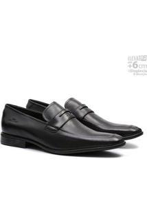 Sapato Social Couro Samello Elevator Lauro Masculino - Masculino