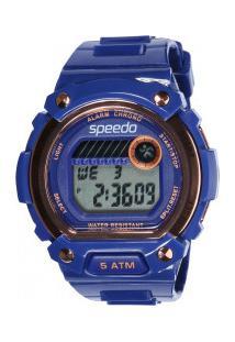 Relógio Analógico Speedo 81133L0 - Feminino - Azul