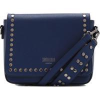 42ee65a89 Bolsa Azul Marinho Santa Lolla feminina   Shoes4you