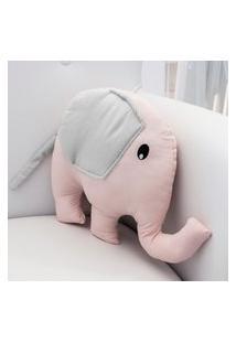 Enfeite Elefante Rosa