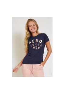 Camiseta Manga Curta Aeropostale