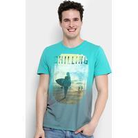 bf9b001775 Camiseta Colcci Estampada Surf Masculina - Masculino
