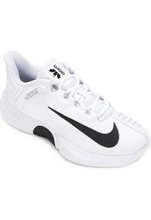 Tênis Nike Air Zoom Gp Turbo Masculino - Masculino-Branco+Preto