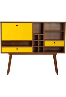 Estantes / Bar Willie Amarelo - Tommy Design
