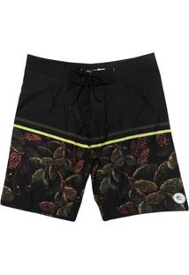 Bermuda Boardshort Wss Waves Autumn Forest 19 Masculina - Masculino