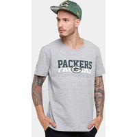 Camiseta New Era Nfl Green Bay Packers Sports Vein Masculina - Masculino d50f79a89ed