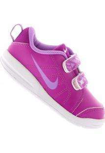 f82c4b0bb226b Tênis Para Meninas Centauro Nike Roxo infantil   Shoes4you