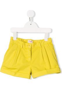 Il Gufo Short Slim - Amarelo