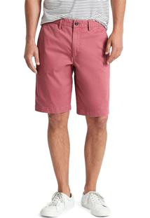 Bermuda Sarja Gap Chino Color Rosa