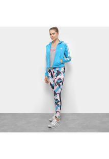 Agasalho Adidas Wts Hoodytight - Feminino