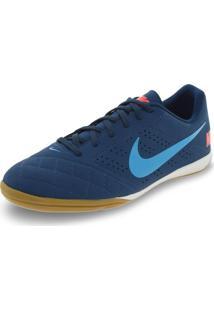 Tênis Masculino Beco 2 Indoor Azul Nike - 646433402