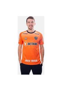 Camisa Le Coq Sportif Atlético Mineiro 2021 Treino Atleta
