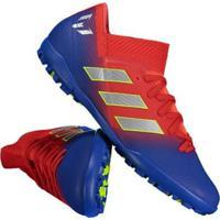 7f42d1a777 Chuteira Society Adidas Nemeziz Messi 18 3 Tf - Unissex