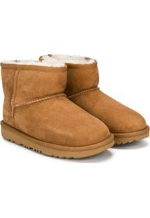 Ugg Australia Kids Short Snow Boots - Neutro
