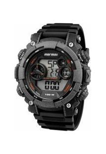 Relógio Mormaii Acqua Pro Digital Mo12579B8Y - Unissex-Preto