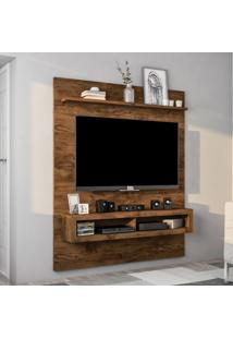 Painel Para Tv 60 Polegadas Magnus Jatobá 180 Cm