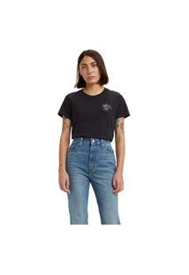 Camiseta Levi'S Graphic Surf - 32143 Preto