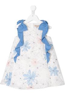 Hucklebones London Vestido Com Estampa Floral - Rosa