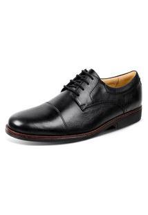 Sapato Sandro Moscoloni Jorge Preto 8002