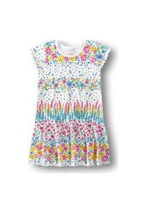 Vestido Marisol Play - 11207342I Bege