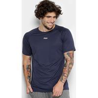 4f9bb51eb33c6 Camiseta Fila Basic Train Masculina - Masculino
