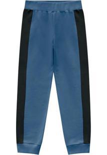 Calça Masculina Azul
