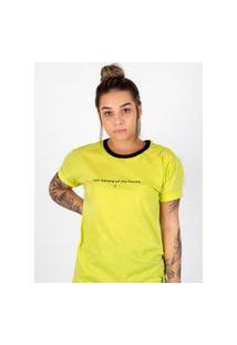 Camiseta Nohrs Neon Verde