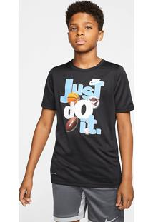 Camiseta Nike Dri-Fit Infantil