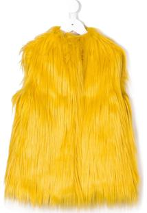 Il Gufo Colete Pelúcia - Amarelo