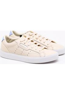 Tênis Adidas Originals Sleek Creme Feminino
