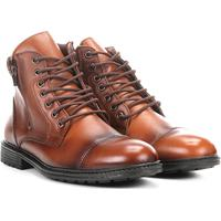 9fe1453d3a Bota Couro Coturno Walkabout Harley Masculina - Masculino