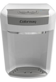 Purificador De Água Eletrônico Branco Colormaq Bivolt