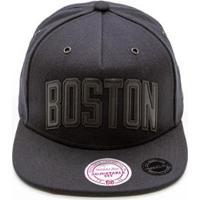 4a714d4519f9c Boné Mitchell   Ness Superior Nba Boston Celtics Snapback - Unissex