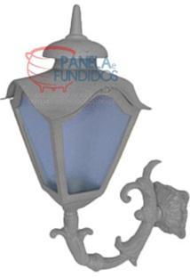 Luminária Externa Com Braço Romana