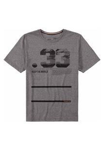 Camiseta .33 Hang