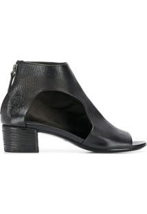 Marsèll Bo Sandalo Ankle Boots - Preto