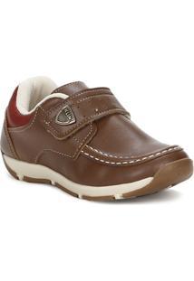 Sapato Infantil Para Bebê Menino Klin - Masculino
