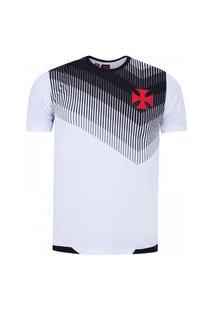 Camisa Vasco Braziline Contact Dry Fit Masculina