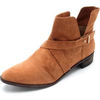 7a49e4ffc Bota Camurca Dumond feminina | Shoes4you