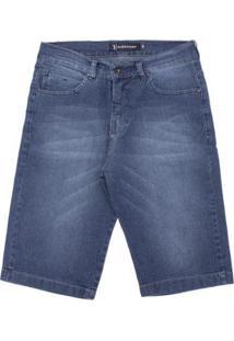 Bermuda Jeans Aleatory Weekend Masculina - Masculino