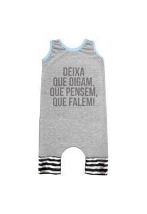 Pijama Regata Comfy Deixa Que Digam