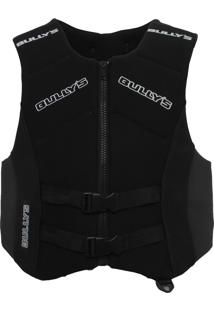 Colete Bullys Stand Up Paddle Preto