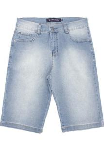 Bermuda Jeans Aleatory Sundown Masculina - Masculino
