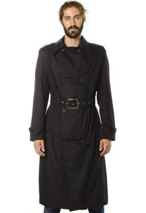 Trench Coat Neesie Italiano Marinho