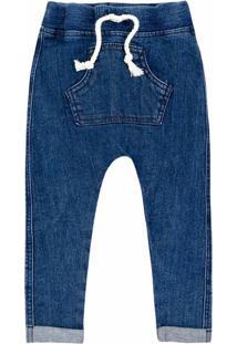 Calça Jeans Infantil Menino Toddler Hering Kids