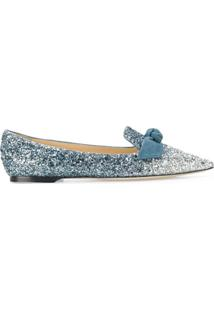 Jimmy Choo Slipper 'Gabie' - Azul
