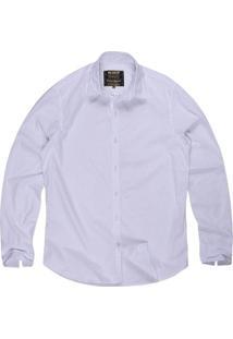 Camisa Masculina Tricoline Gravataria