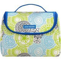 5f1926a6d Bolsa Térmica- Azul & Verde- 16X22X12Cm- Jacki Djacki Design