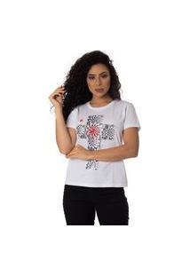 Camiseta O Alvo Thiago Brado 6027000003 Branco
